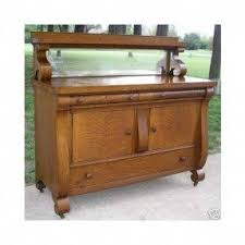 Oak Hutch And Buffet by Oak Sideboards And Buffets Foter