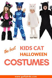 Black Cat Halloween Costume Kids Kids Cat Halloween Costumes Adorable Catty