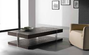 Coffee Table With Stools Underneath Furniture Modern And Contemporary Design Of Espresso Coffee Table