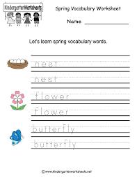 26 best spring worksheets images on pinterest pre