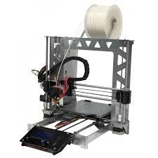Fabuloso Prusa i3 Steel PRO (Easy Build) 3D Printer Kit. - KitPrinter3D @EO62