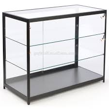 Black Display Cabinet With Glass Doors by Retail Glass Display Cabinets 24 With Retail Glass Display