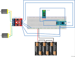 transistor arduino dc motor wiring diagram components