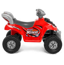 kids ride on atv 6v toy quad battery power electric 4 wheel power