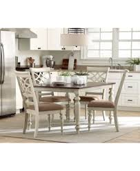 kitchen table furniture windward expandable dining table furniture macy s