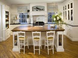 Tuscan Style Flooring by How To Spice Up A Cottage Style Kitchen Kukun