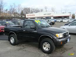 1999 Tacoma Interior 1999 Black Metallic Toyota Tacoma Regular Cab 4x4 76682047