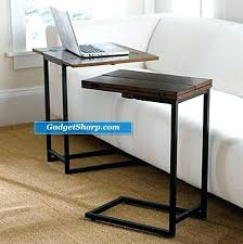 adjustable couch table tray under couch tray table black sofa tray table adjustable couch table