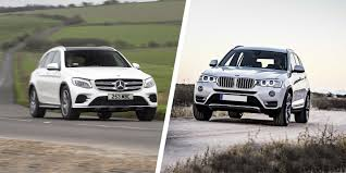 lexus cars carwale mercedes glc vs bmw x3 suv comparison carwow