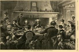 thanksgiving our splendid era artists give thanks american