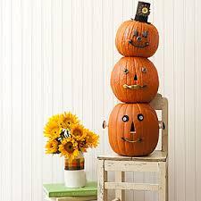 pumpkin decoration stacked pumpkins decoration pumpkin decorations all you