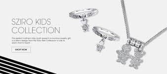 s jewelry sziro jewelry