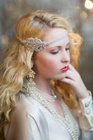 s headband 1920s flapper headpiece the great gatsby headband by flowercouture