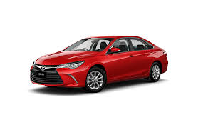 toyota camry colours