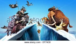 scrat diego manny u0026 sid sloth ice age continental drift 2012