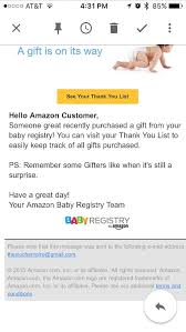 baby gift registry list s wish list what would be on yours