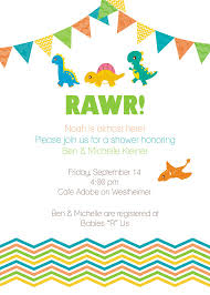 dinosaur baby shower excellent dinosaur baby shower invitations for additional baby