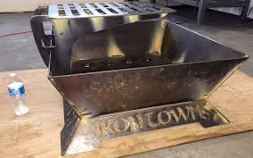 Fire Pit Signs by Custom Metal Fabrications And Signs Yorkton Irontown Mfg Metal
