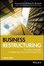 business restructuring an action template for reducing cost and