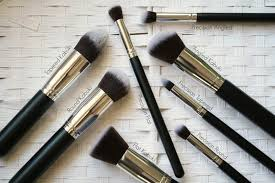 leanne marie beauty affordable make up brushes