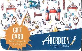 gift cards without fees aberdeen area chamber of commerce sd