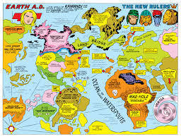 Dc Comics Map Dc Comics General Thread Revised Rebooted Reborn Page 518