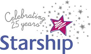 logo starship anniversary png