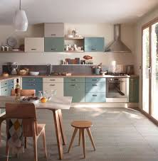 couleur pour cuisine moderne couleur meuble cuisine tendance impressionnant couleur de faience