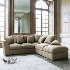 beau canapé d angle le beau canapé d angle chez maison du monde déco