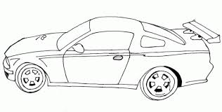 cars printable kids coloring