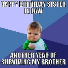 Happy Birthday Meme Tumblr - funny birthday quotes for sister and funny birthday quotes for