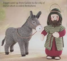 sirdar nativity collection book b285 knitted in sirdar country style