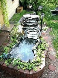 Small Backyard Fish Pond Ideas Easy Backyard Pond Ideas U2013 Mobiledave Me