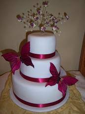 Butterfly Wedding Cake Decorations Butterfly Wedding Themes Cake