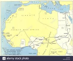 Africa And Middle East Map world war 2 west africa middle east takoradi air reinforcement