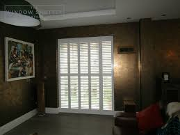 full height shutters for the living room u0026 kitchen in kingswood
