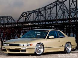 nissan sileighty 1989 nissan 240sx golden child modified magazine