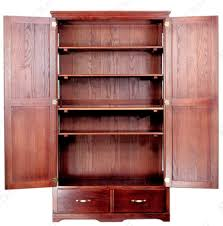 charming graded racks on portable kitchen pantry cabinets for you
