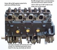 corvette engines for sale chevrolet big block remanufactured engines