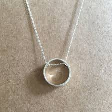 circle necklace silver sterling images Semiprecious pearl and sterling silver necklaces 00_jp