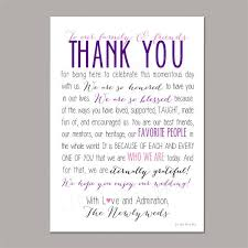 thank yous on wedding programs 8 thank you wedding program templates psd vector eps ai
