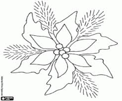 poinsettia coloring pages christmas ornaments coloring pages printable games