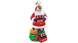 10 coca cola ornaments the coca cola company