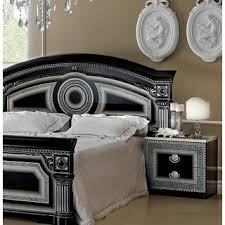 luca home black silver dresser and mirror free shipping today