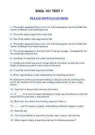 copy editor resume sample engl 101 final exam 1
