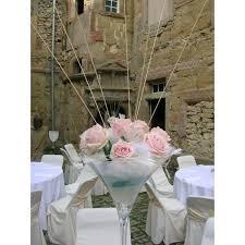 Vase Table L 6 Décorations De Centres De Table Avec Des Vases Martini