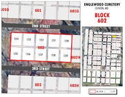 Gurnee Mills Map 07 Englewood Cemetery Henry County Missouri