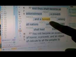 in my bible black israel s byword n word mystery revealed