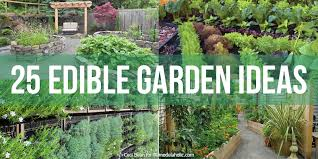 Edible Garden Ideas Remodelaholic 25 Edible Garden Ideas