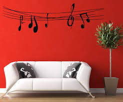vinyl wall decal sticker musical notes os mb510